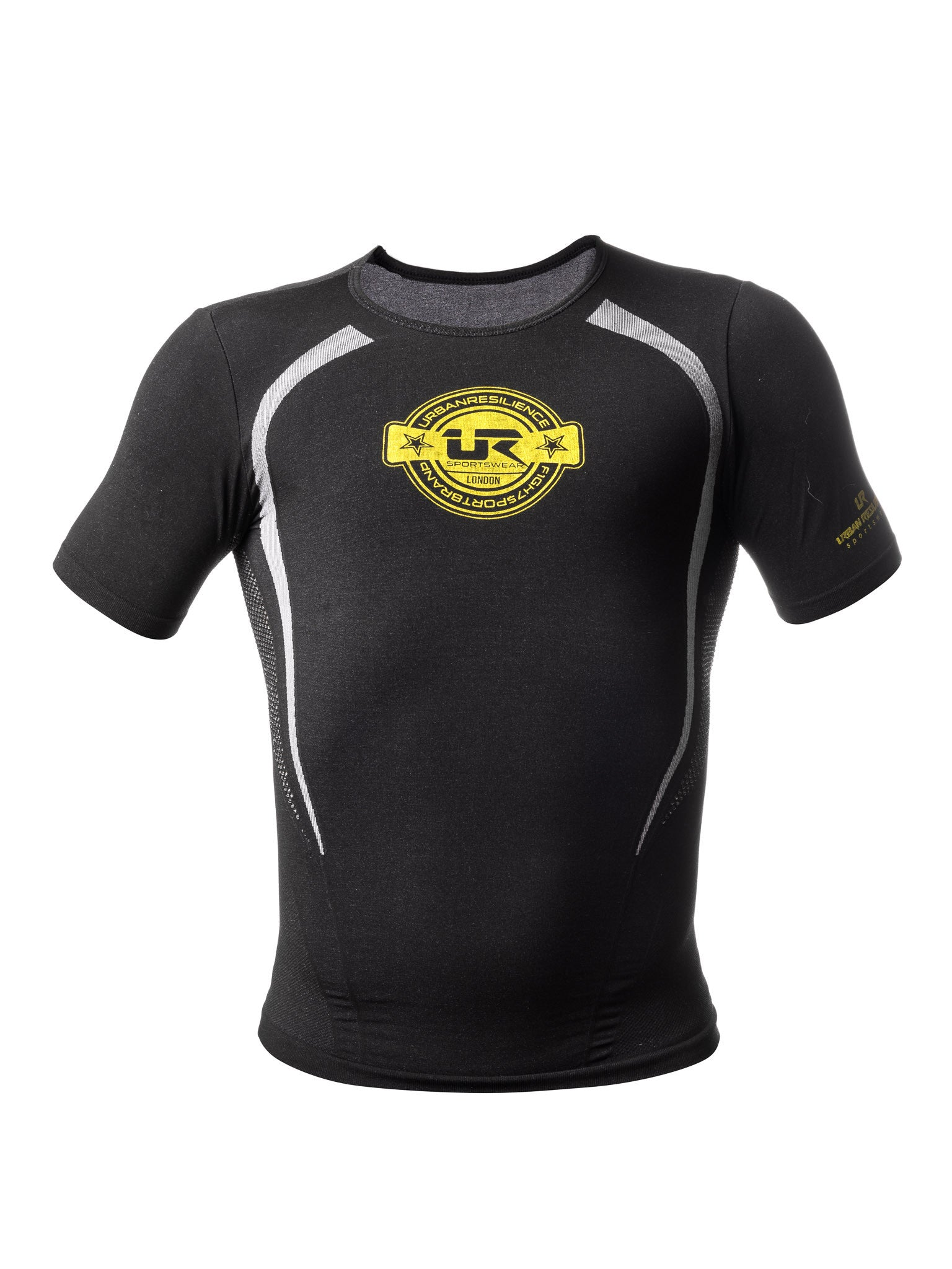 Short Sleeve Rashguard Dryarn® (Black)