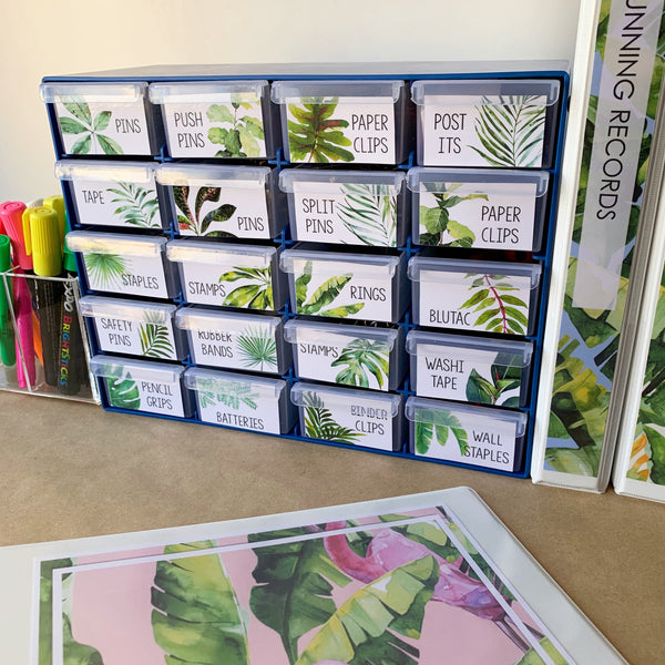 TROPICAL Teacher Toolbox Pack