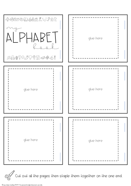 Phonological Awareness Pack 1 - Beginners