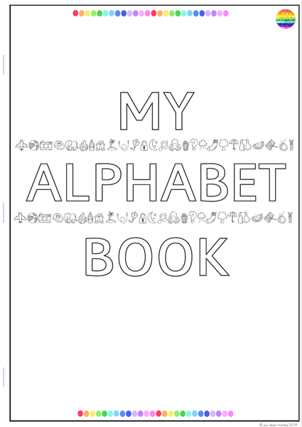 Learning The Alphabet BUNDLE