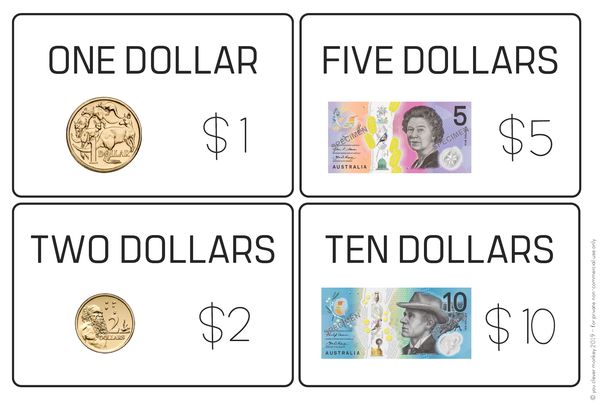 Australian Money BUNDLE