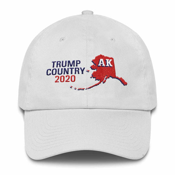 Alaska is Trump Country 2020 – Hat