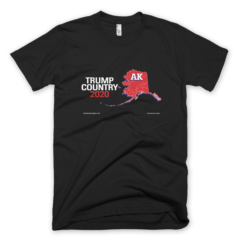 Alaska is Trump Country T-shirt