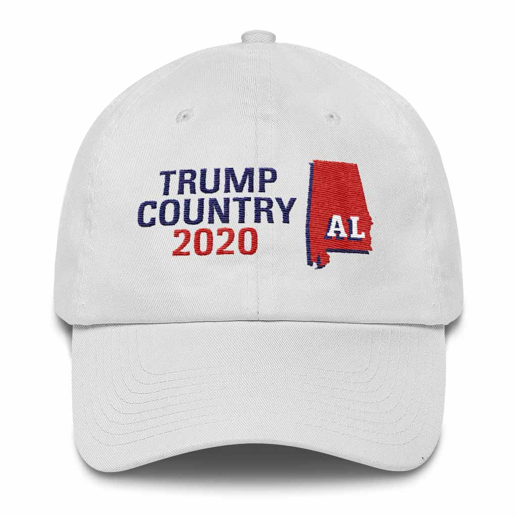 Alabama is Trump Country 2020 – Hat