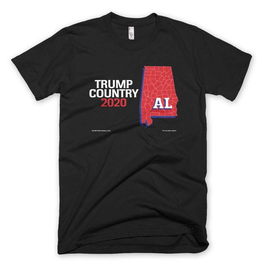 Alabama is Trump Country T-shirt