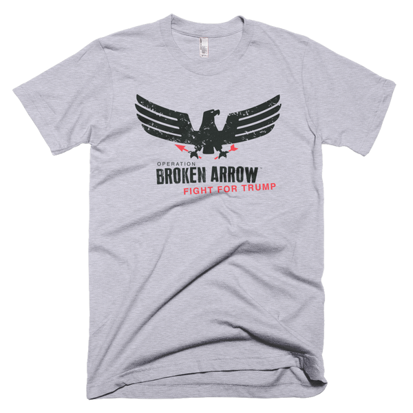 "Trump T-Shirt - ""Broken Arrow"""