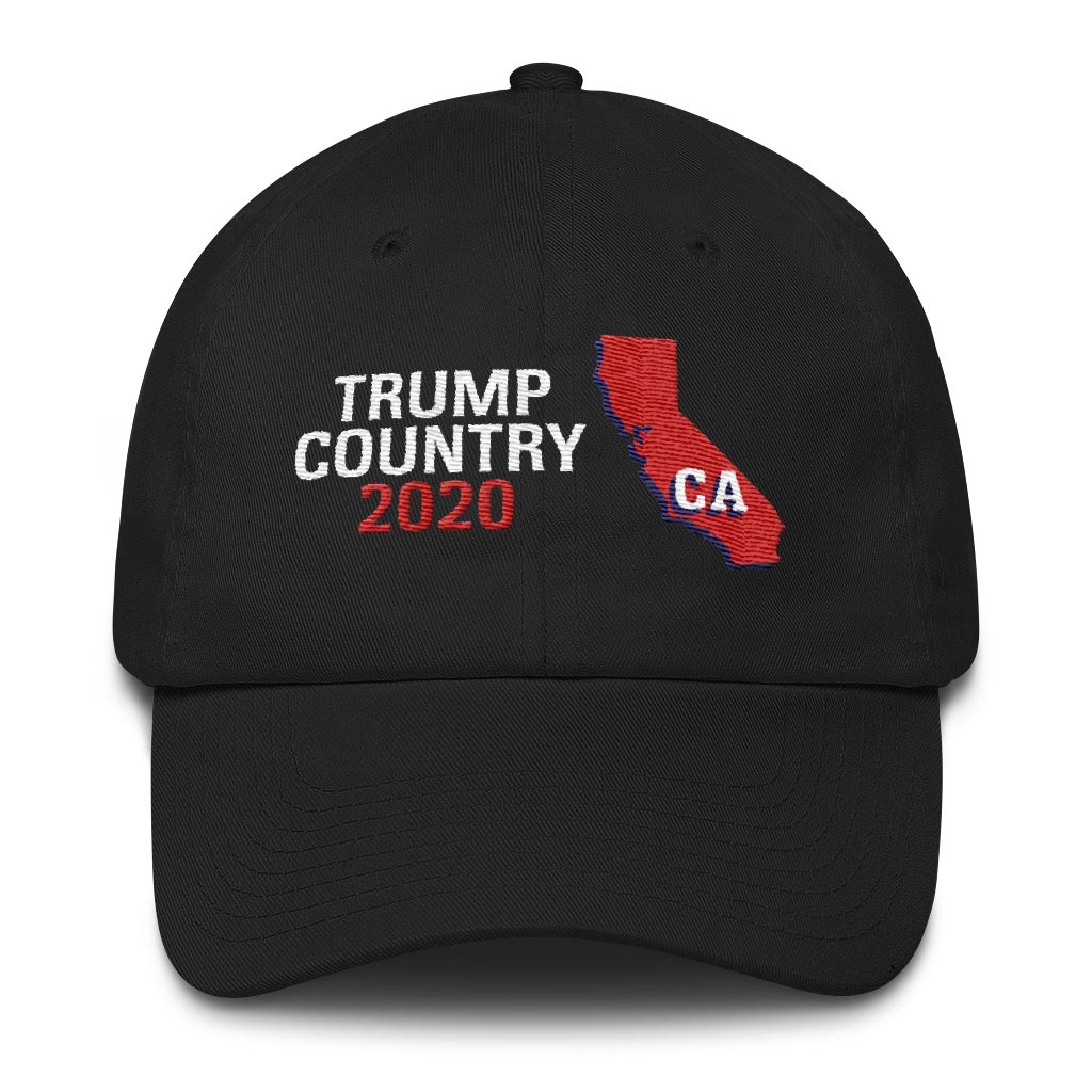 California is Trump Country 2020 – Hat