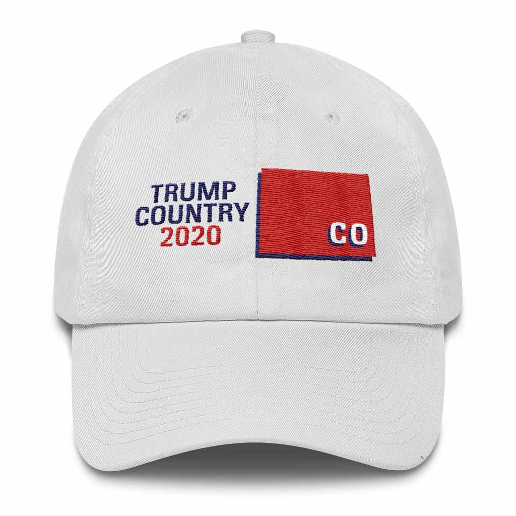 Colorado is Trump Country 2020 – Hat