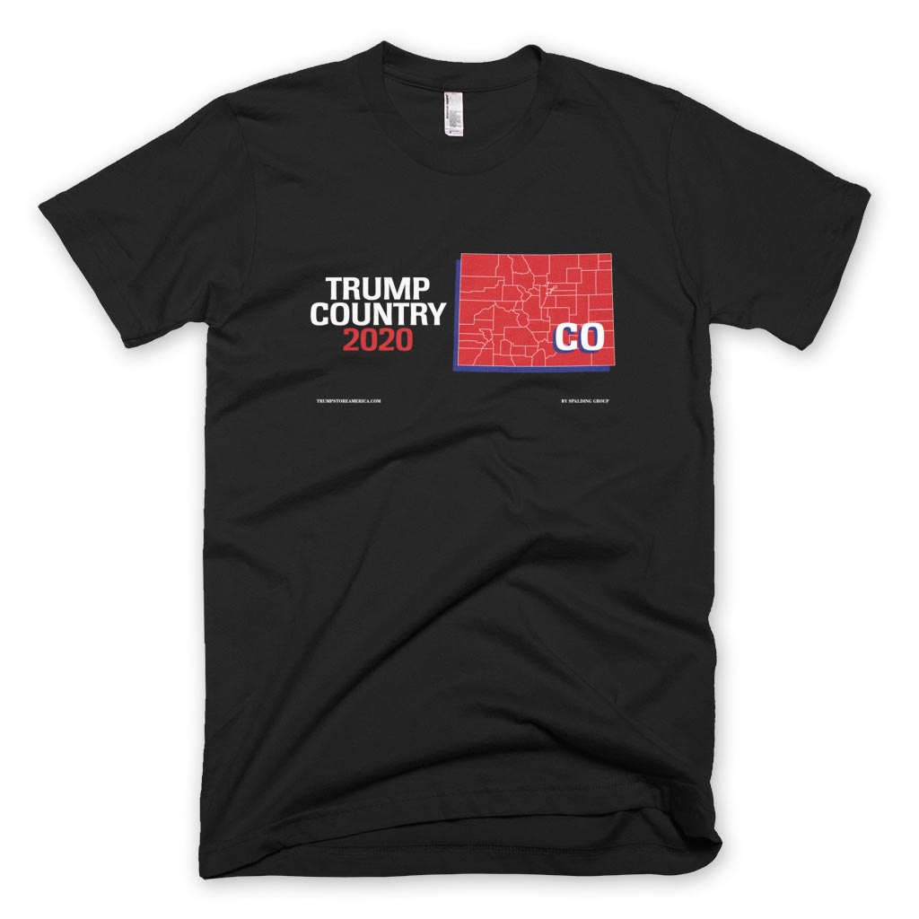 Colorado is Trump Country T-shirt