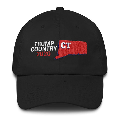 Connecticut is Trump Country 2020 – Hat