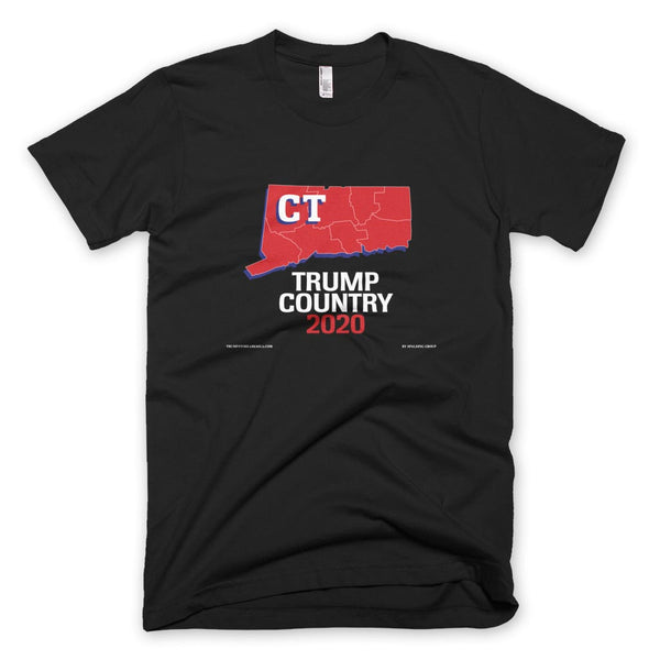 Connecticut is Trump Country T-shirt