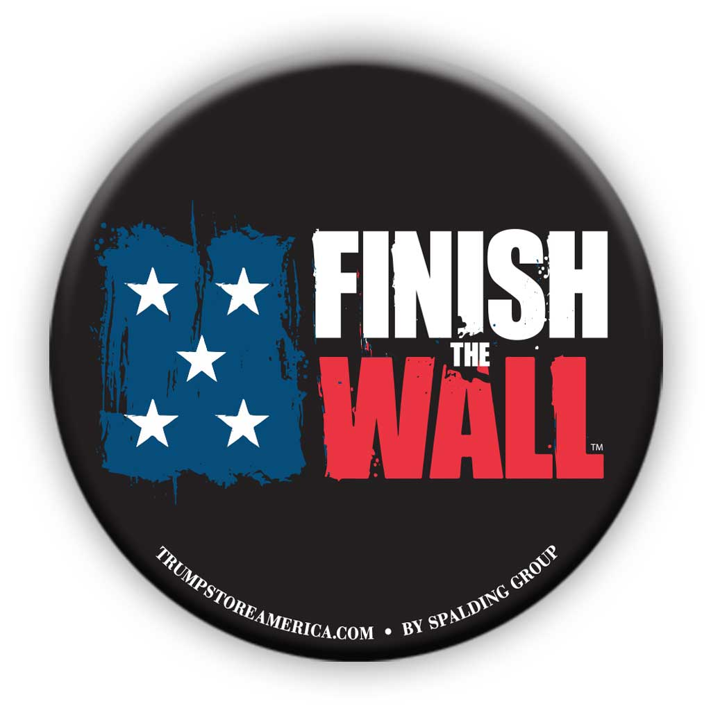 Finish The Wall Button
