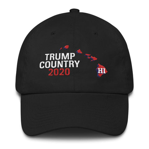 Hawaii is Trump Country 2020 – Hat