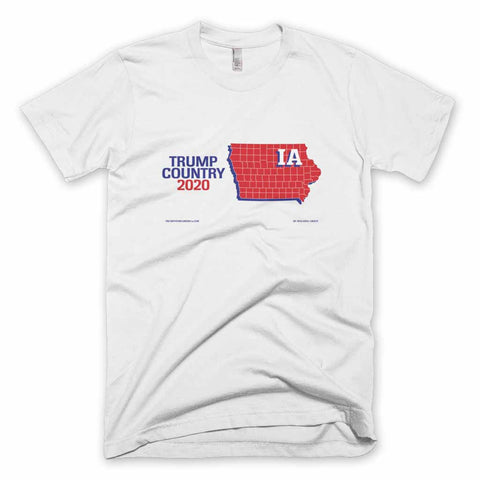 Iowa is Trump Country T-shirt