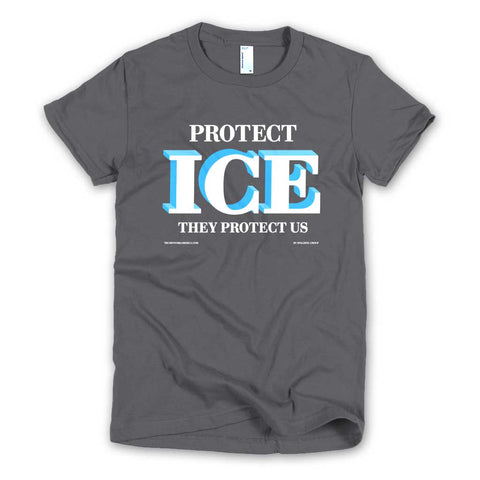 Protect ICE Women's Slim Fit T-shirt