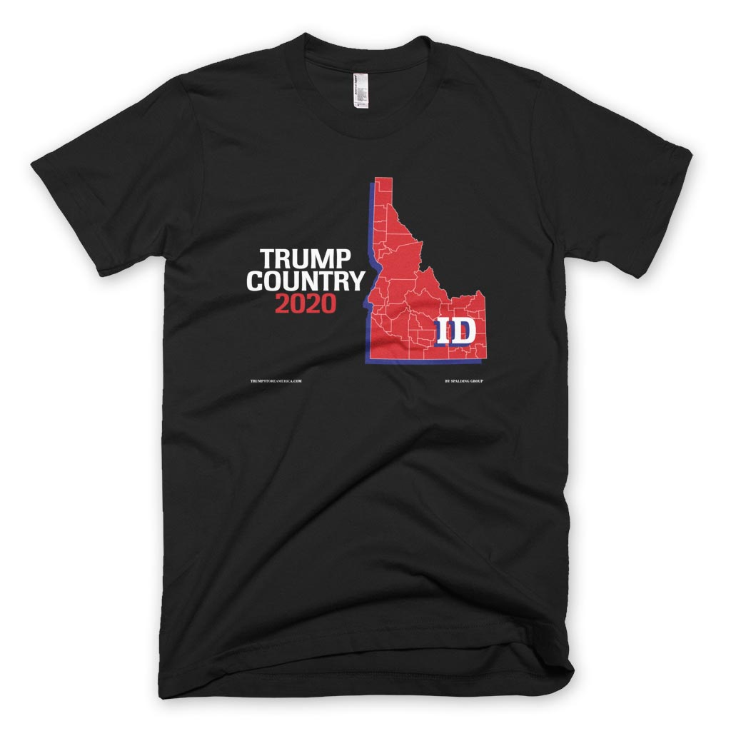 Idaho is Trump Country T-shirt
