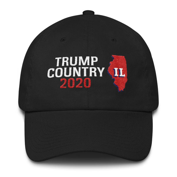 Illinois is Trump Country 2020 – Hat