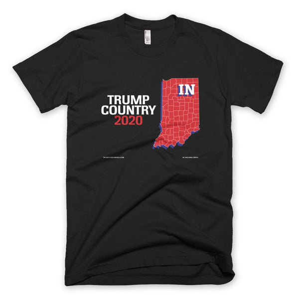 Indiana is Trump Country T-shirt