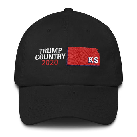 Kansas is Trump Country 2020 – Hat