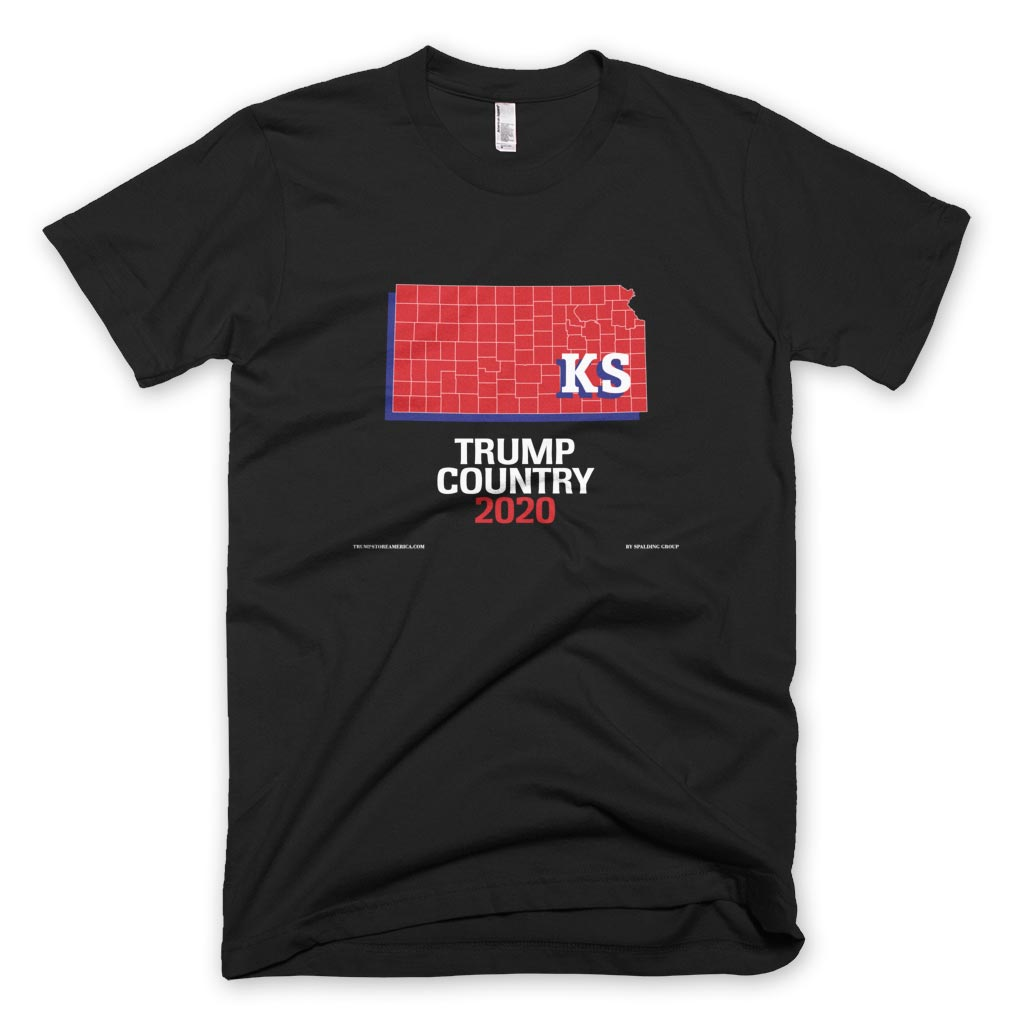 Kansas is Trump Country T-shirt
