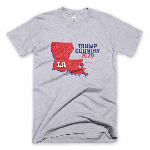 Louisiana is Trump Country T-shirt