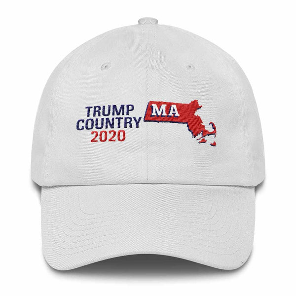 Massachusetts is Trump Country 2020 – Hat