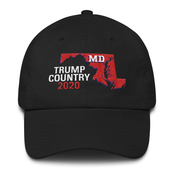 Maryland is Trump Country 2020 – Hat