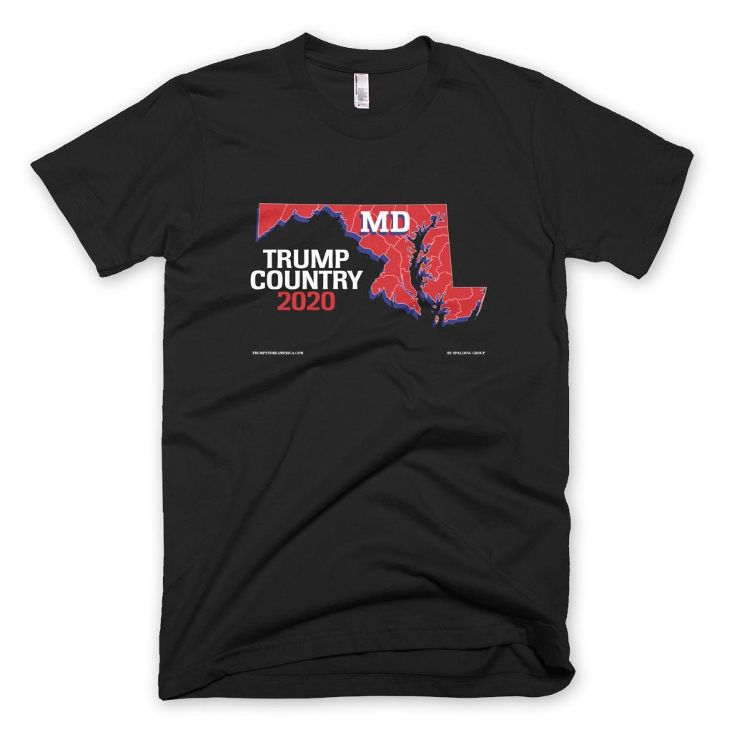 Maryland is Trump Country T-shirt