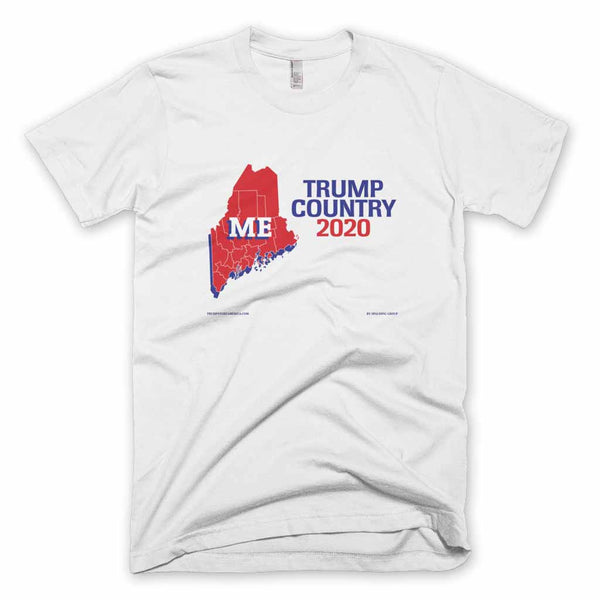 Maine is Trump Country T-shirt