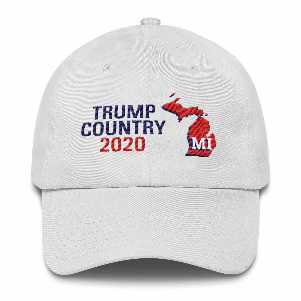 Michigan is Trump Country 2020 – Hat