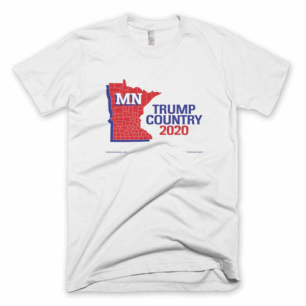 Minnesota is Trump Country T-shirt