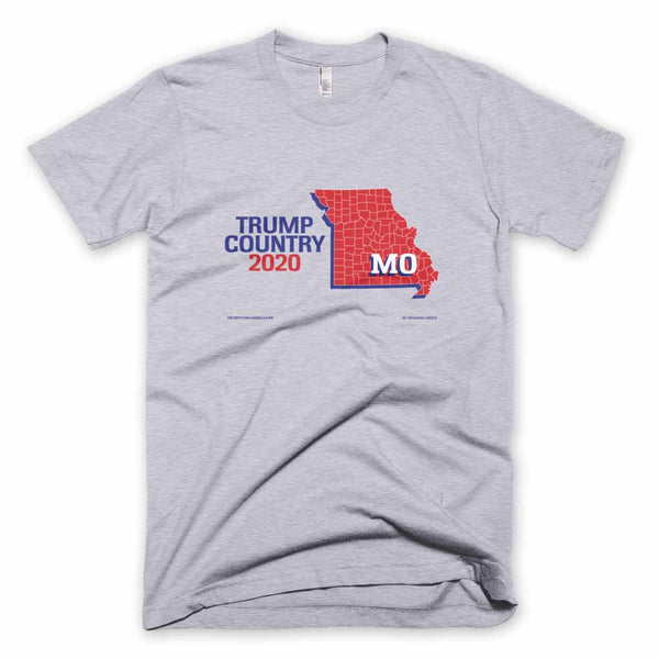 Missouri is Trump Country T-shirt