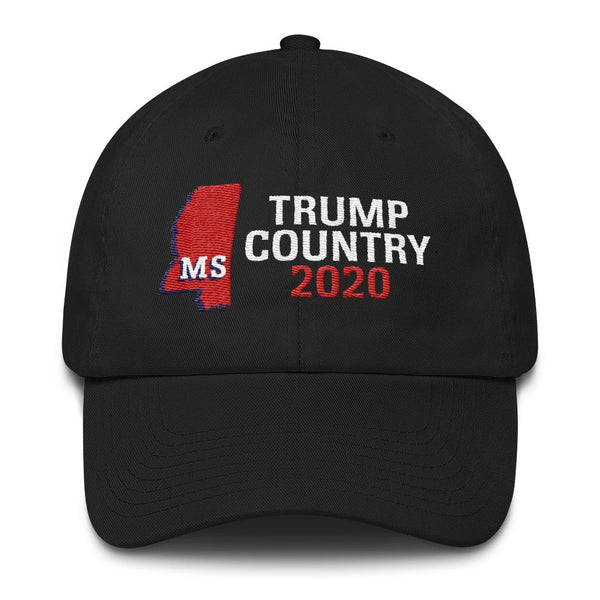 Mississippi is Trump Country 2020 – Hat