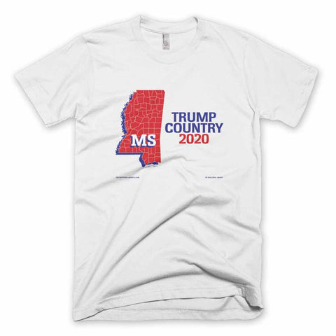 Mississippi is Trump Country T-shirt