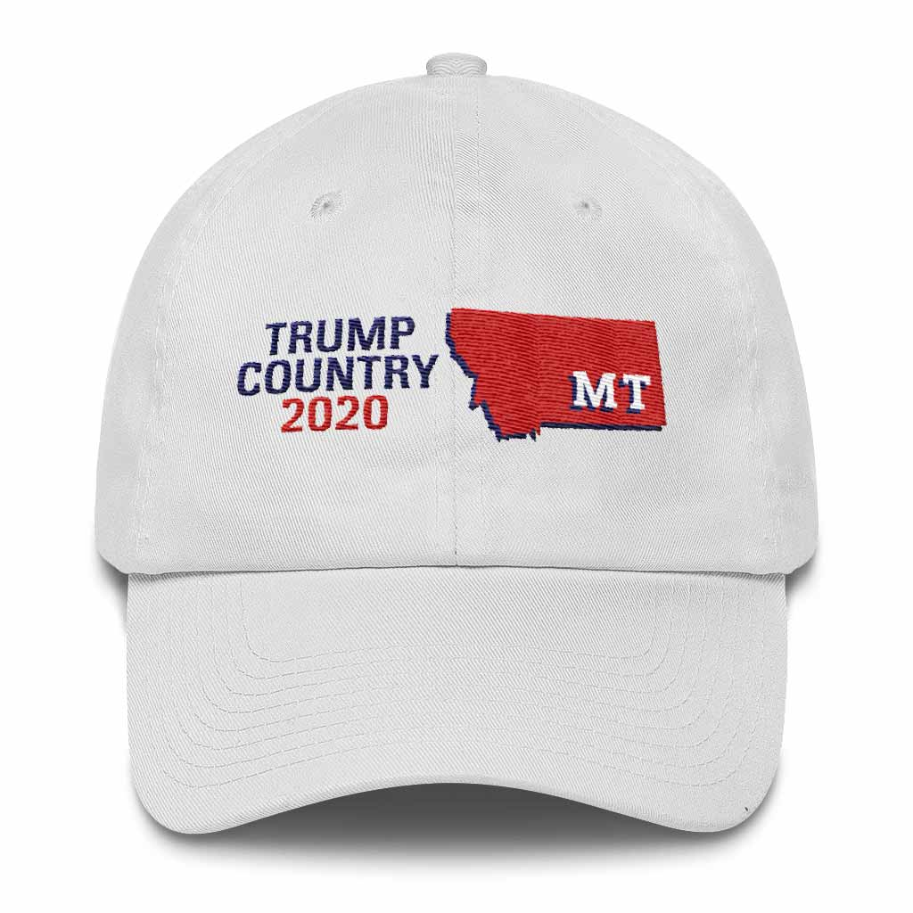 Montana is Trump Country 2020 – Hat