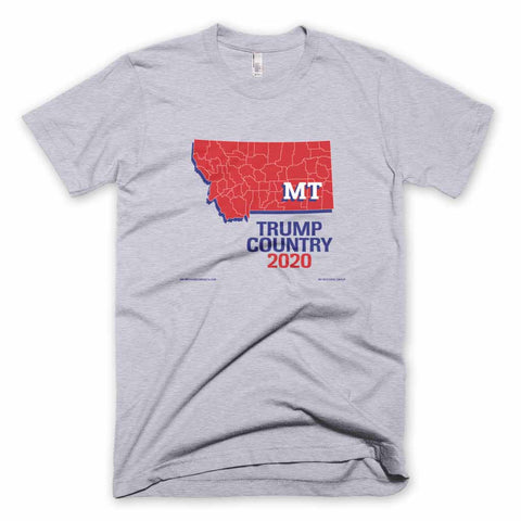 Montana is Trump Country T-shirt