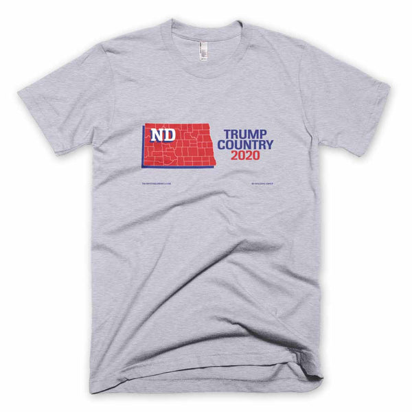 North Dakota is Trump Country T-shirt