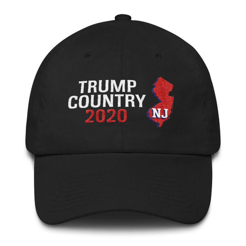 New Jersey is Trump Country 2020 – Hat