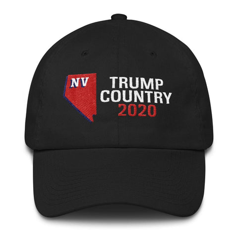 Nevada is Trump Country 2020 – Hat