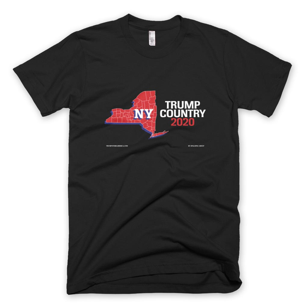 New York is Trump Country T-shirt