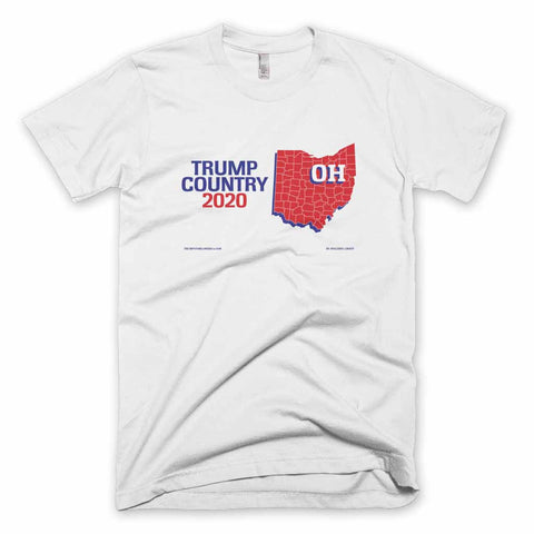 Ohio is Trump Country T-shirt
