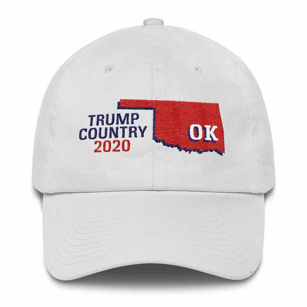Oklahoma is Trump Country 2020 – Hat