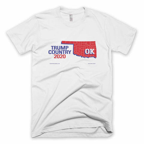 Oklahoma is Trump Country T-shirt