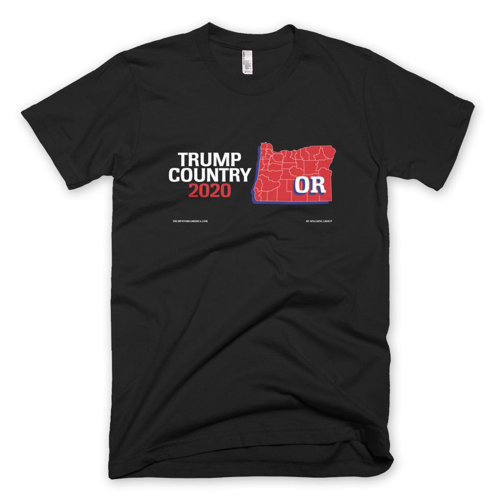 Oregon is Trump Country T-shirt