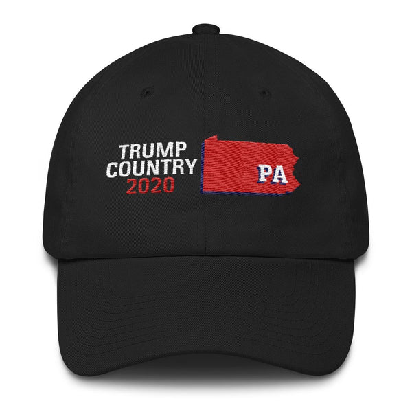 Pennsylvania is Trump Country 2020 – Hat