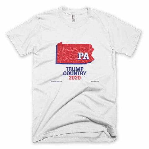 Pennsylvania is Trump Country T-shirt