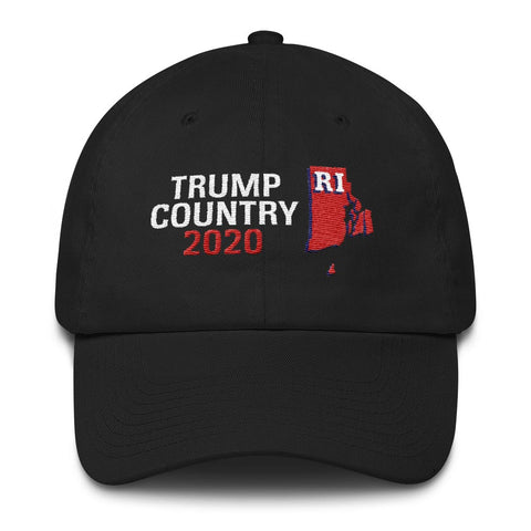Rhode Island is Trump Country 2020 – Hat