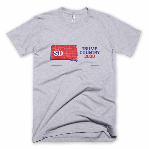 South Dakota is Trump Country T-shirt