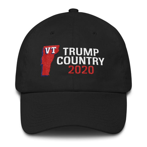 Vermont is Trump Country 2020 – Hat