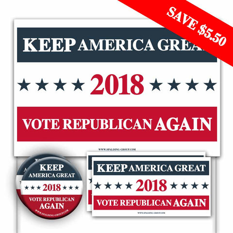Vote Republican 2018 Kit